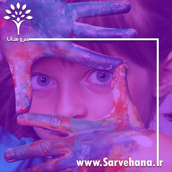 خانه نشینی کودکان در ایام کرونا