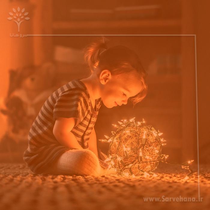 دلبستگی ایمن کودکان