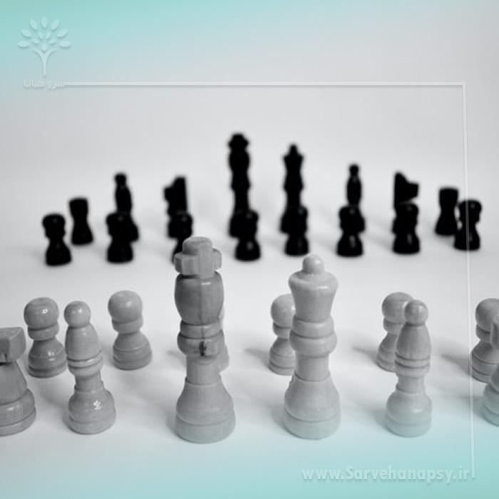 بازی روانی